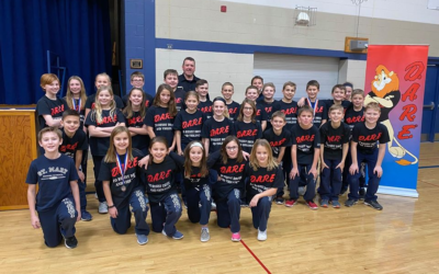 Congratulations to our fifth grade D.A.R.E. graduates