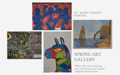 Virtual Art Gallery – Spring 2020