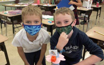 Second Grade STEM Activity
